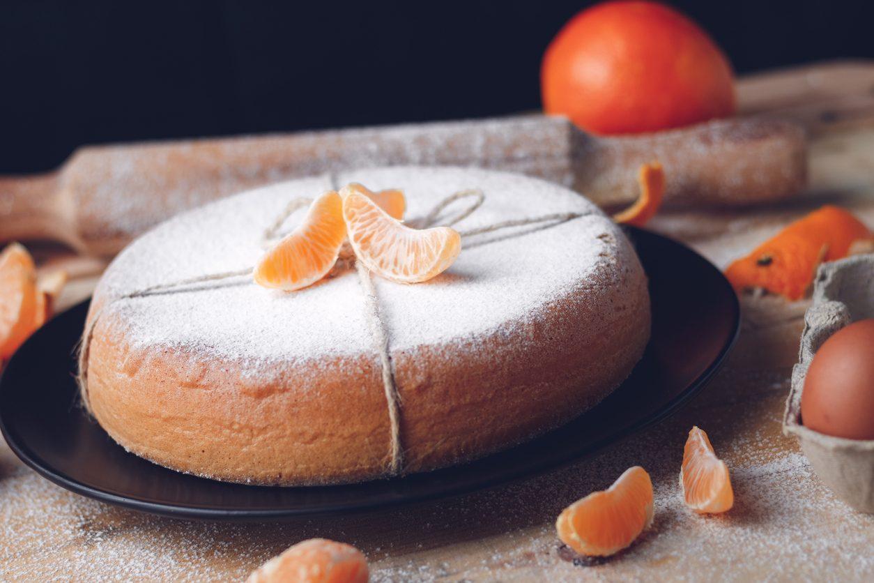 Torta di clementine: la ricetta del dolce semplice e agrumato