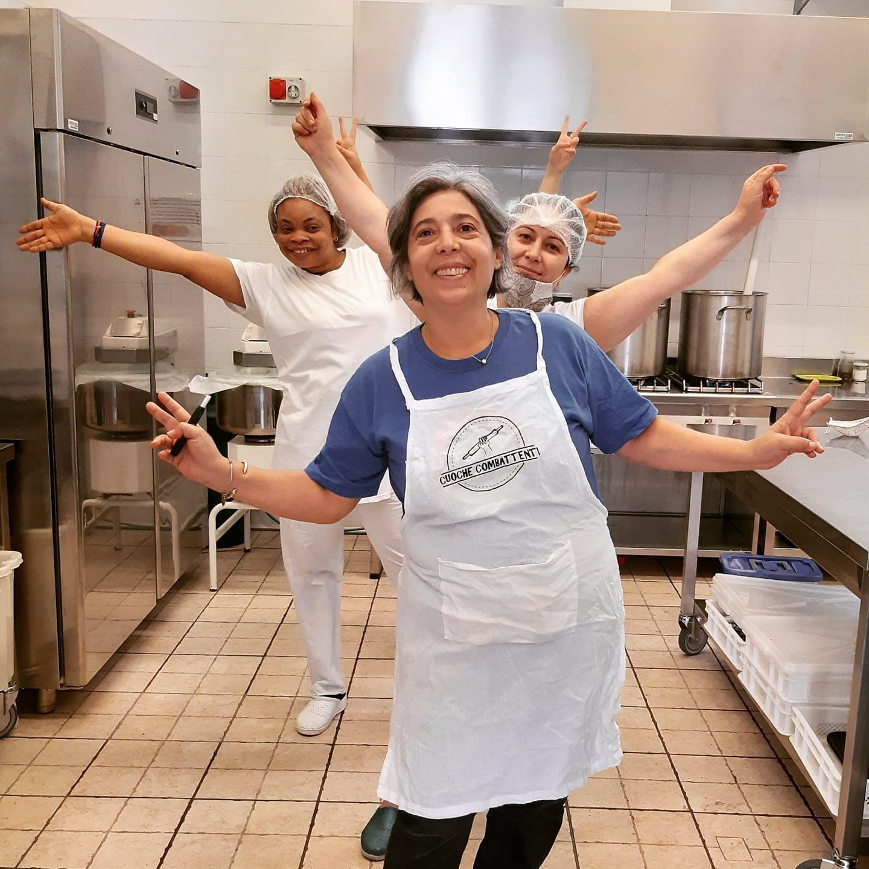 Cuoche combattenti, la bottega palermitana gestita da donne sfuggite alla violenza