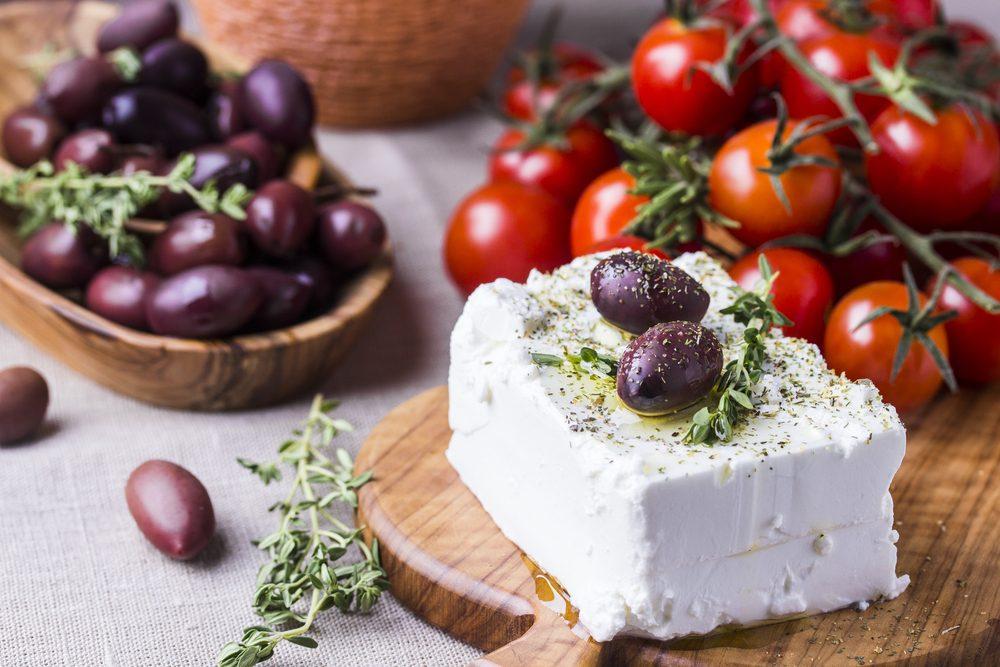La Feta greca Dop: storia di un antico formaggio prodotto dal ciclope Polifemo