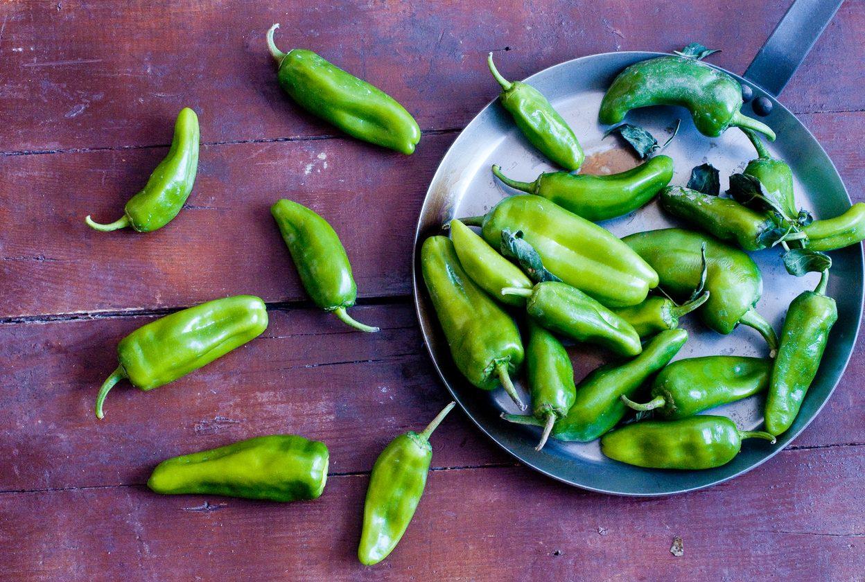 Ricette con i friggitelli: piatti golosi, veloci e facili da preparare