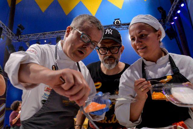Foto dalla pagina Facebook della kermesse