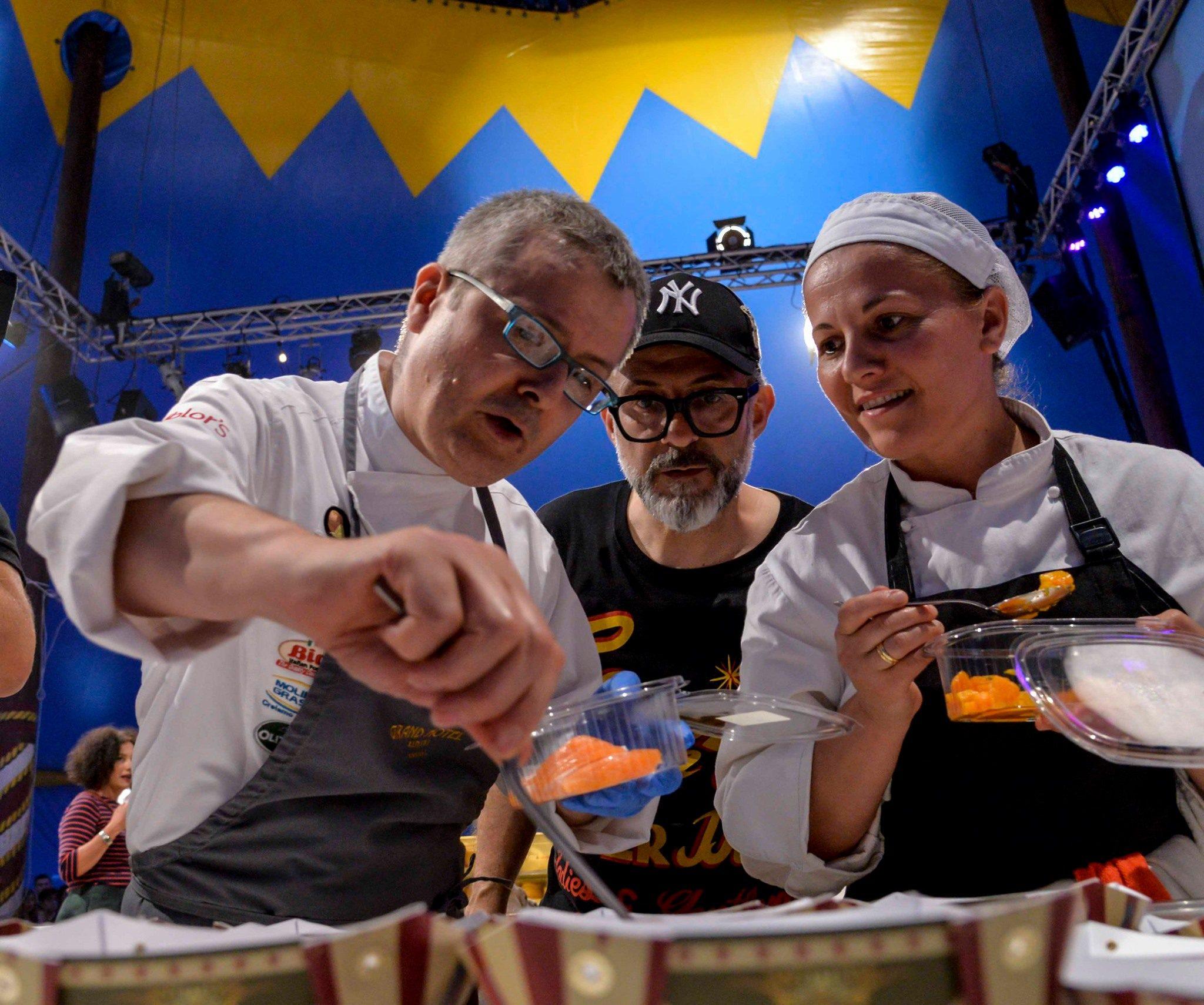A Rimini il meglio della cucina romagnola in un festival con Massimo Bottura