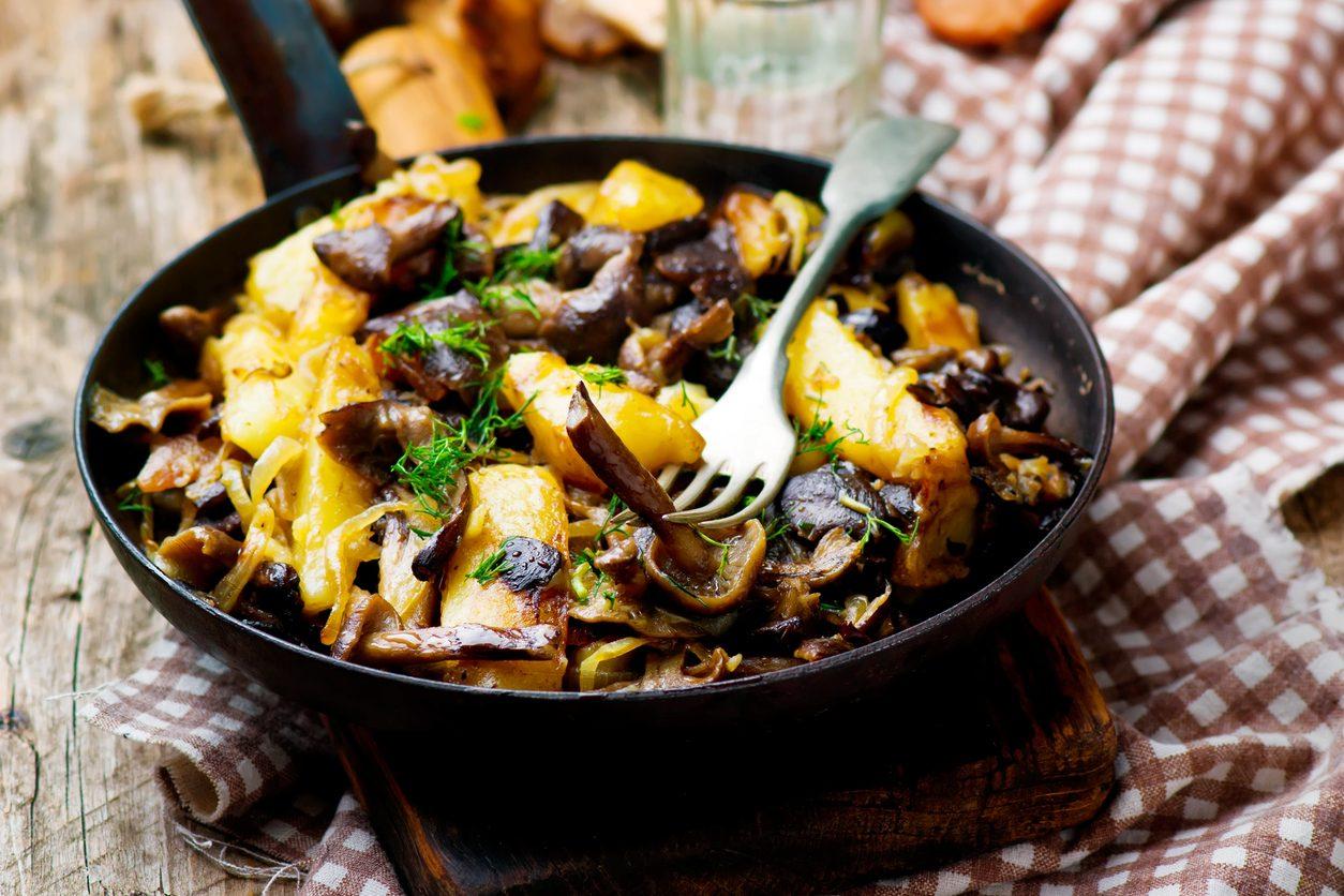 Piatti semplici e veloci con i funghi: 10 ricette per tutte le tasche e tutti i gusti