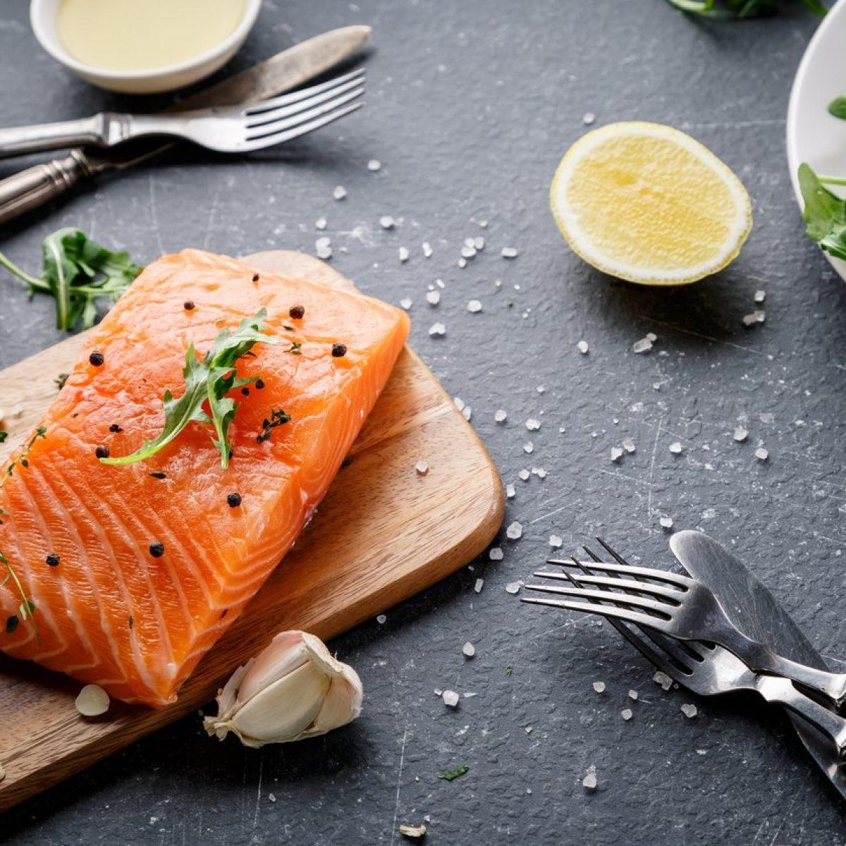 Come Cucinare Il Salmone Fresco 8 Ricette Semplici E Veloci