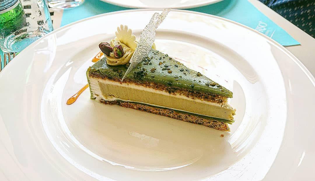 La torta Panarea
