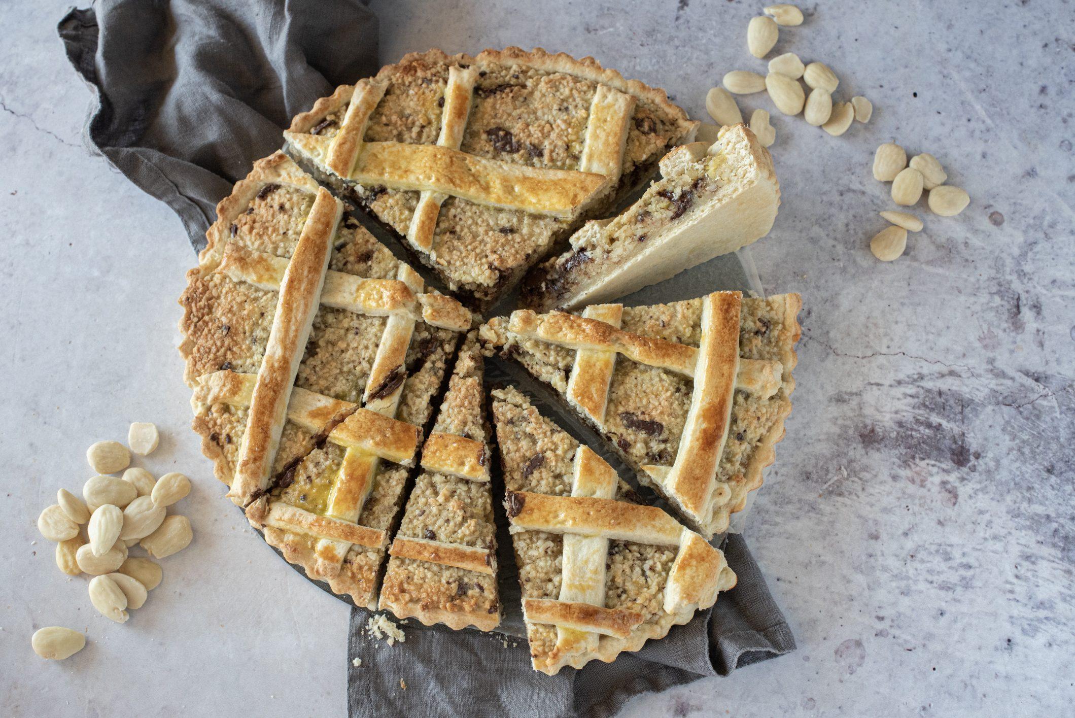 Torta di San Biagio: la ricetta del dolce mantovano friabile e goloso