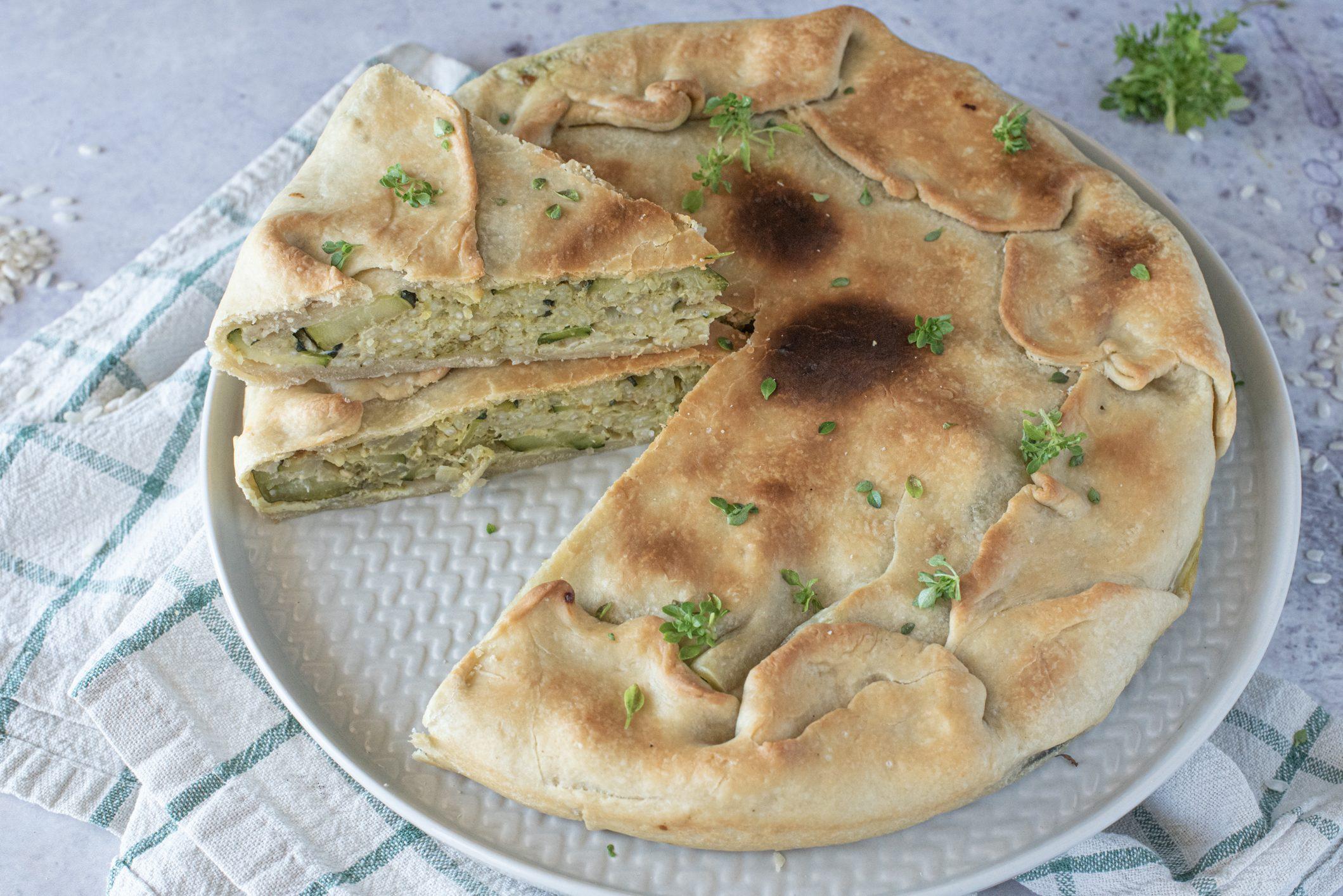 Torta verde: la ricetta della torta salata tipica della tradizione ligure