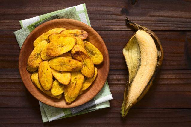 Tutto sul platano: la banana non banana dal sapore insolito