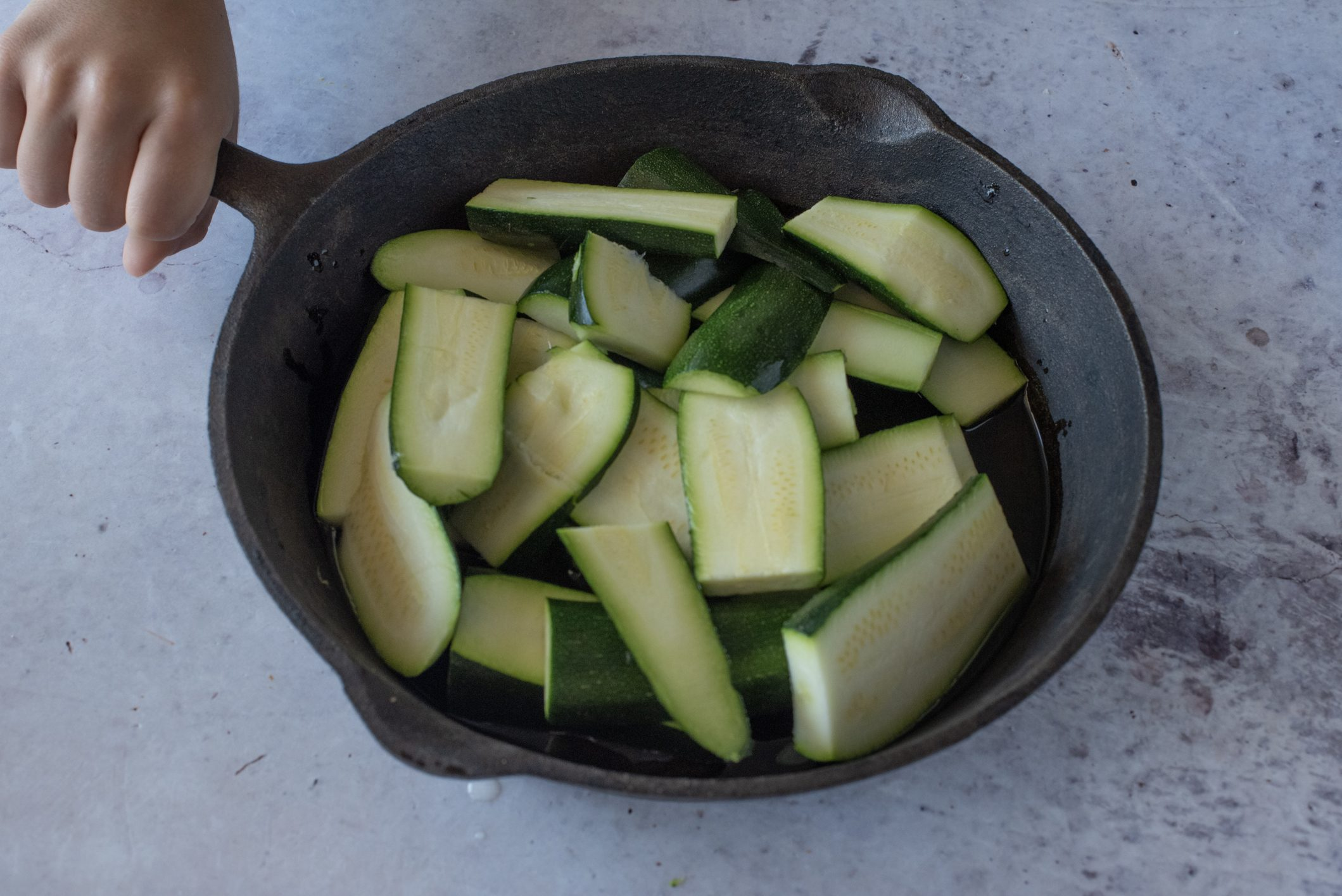 zucchine alla sorrentina