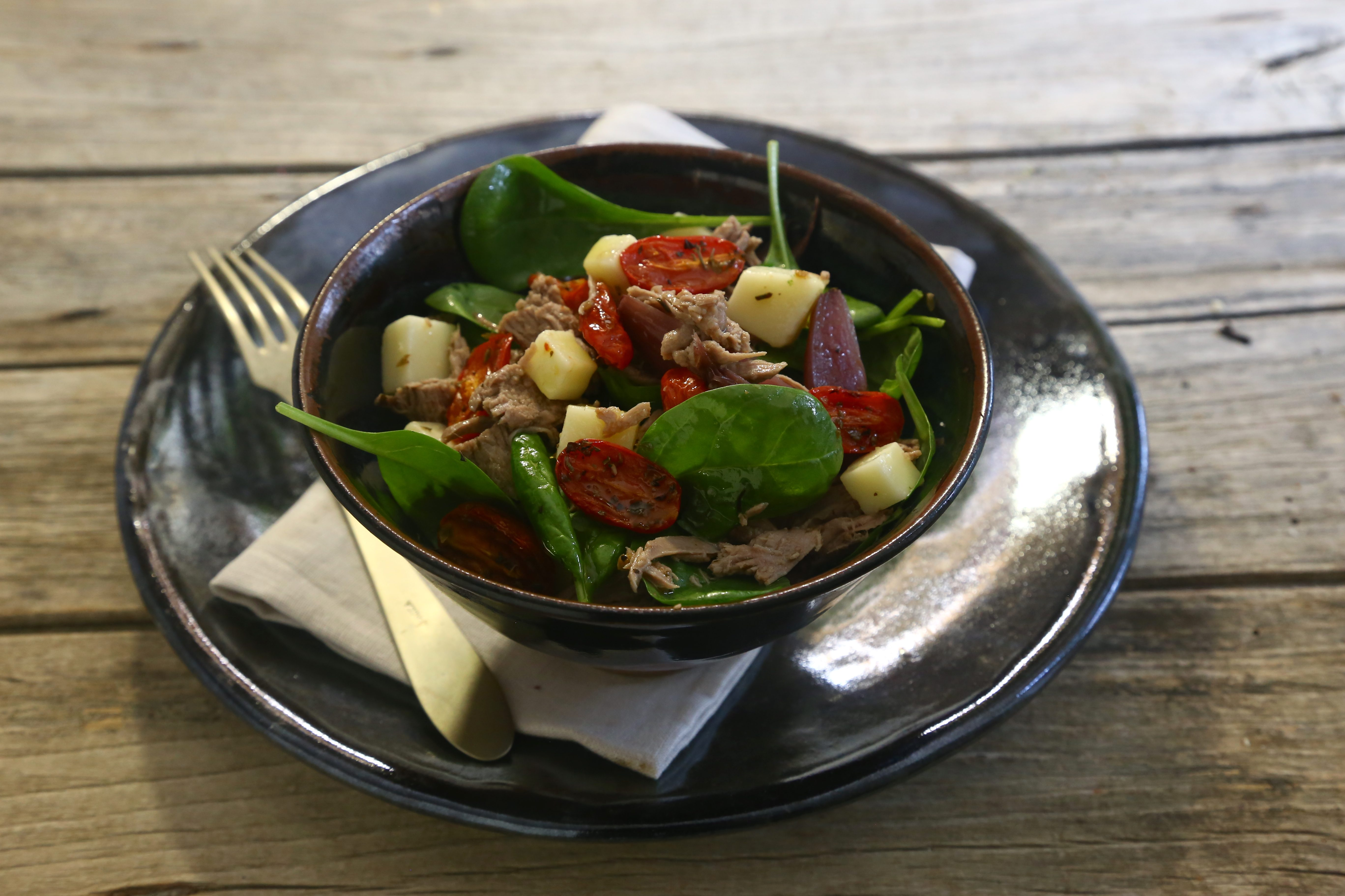 Carne all'insalata: la ricetta del secondo piatto semplice e gustoso