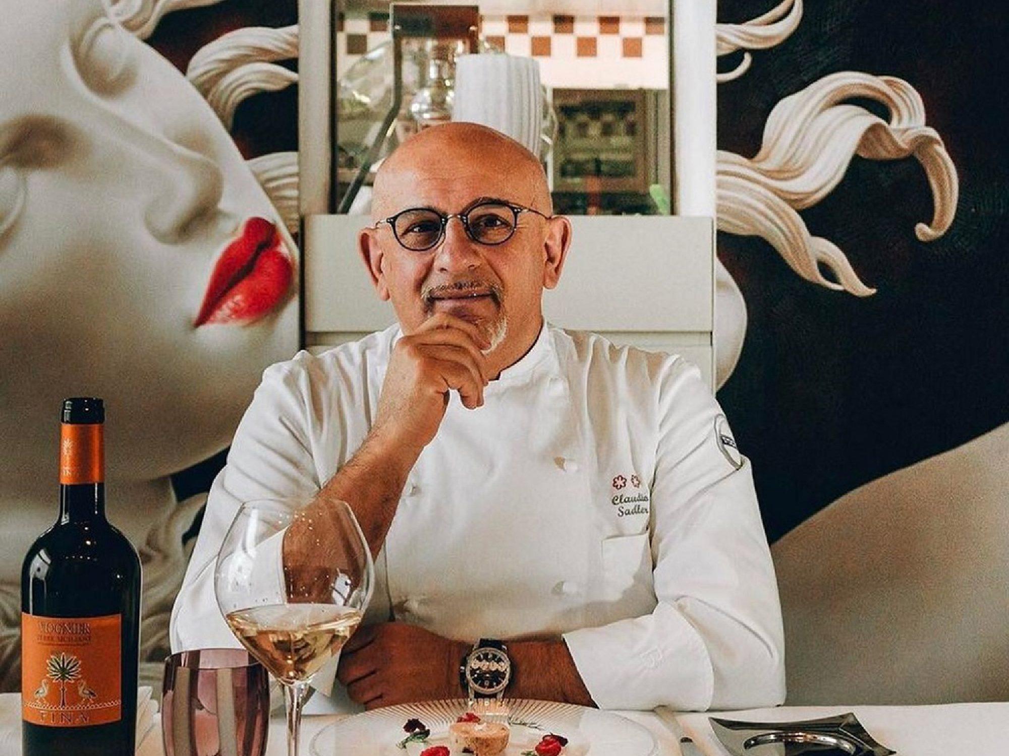 Fai beneficienza e vinci una cena stellata e un soggiorno da Claudio Sadler a Milano