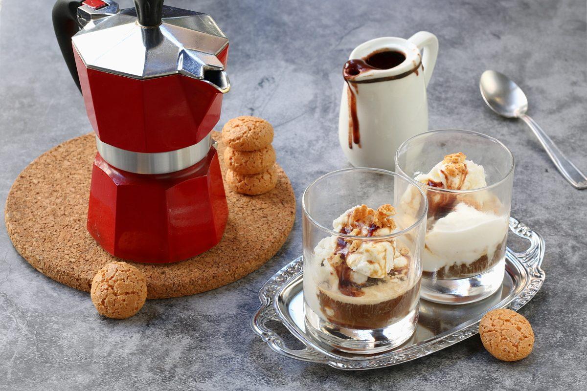 Affogato al caffè: la ricetta del dessert corroborante e goloso