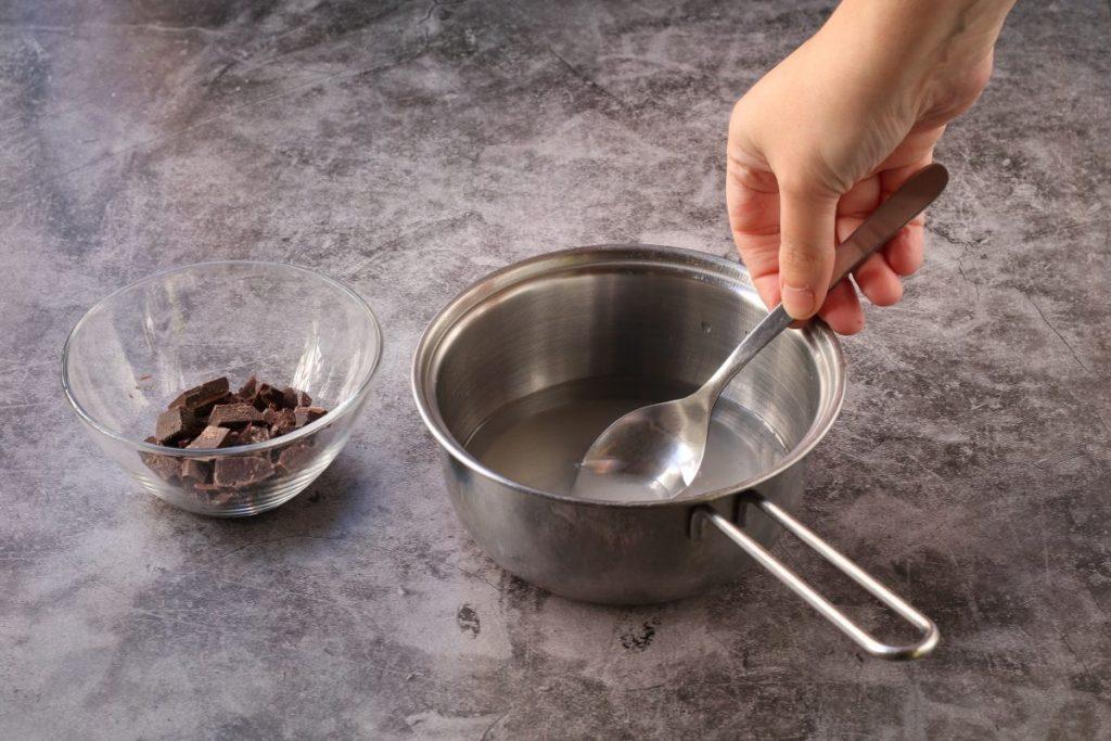 Sciroppo al cioccolato