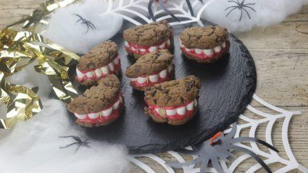 Bocche mostruose di Halloween: la ricetta dei dolcetti semplici e divertenti