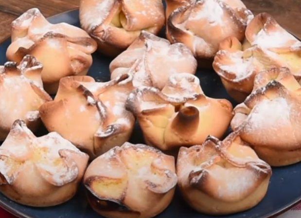 Crostatine di ricotta: la ricetta dei dolcetti di pasta frolla semplici e deliziosi