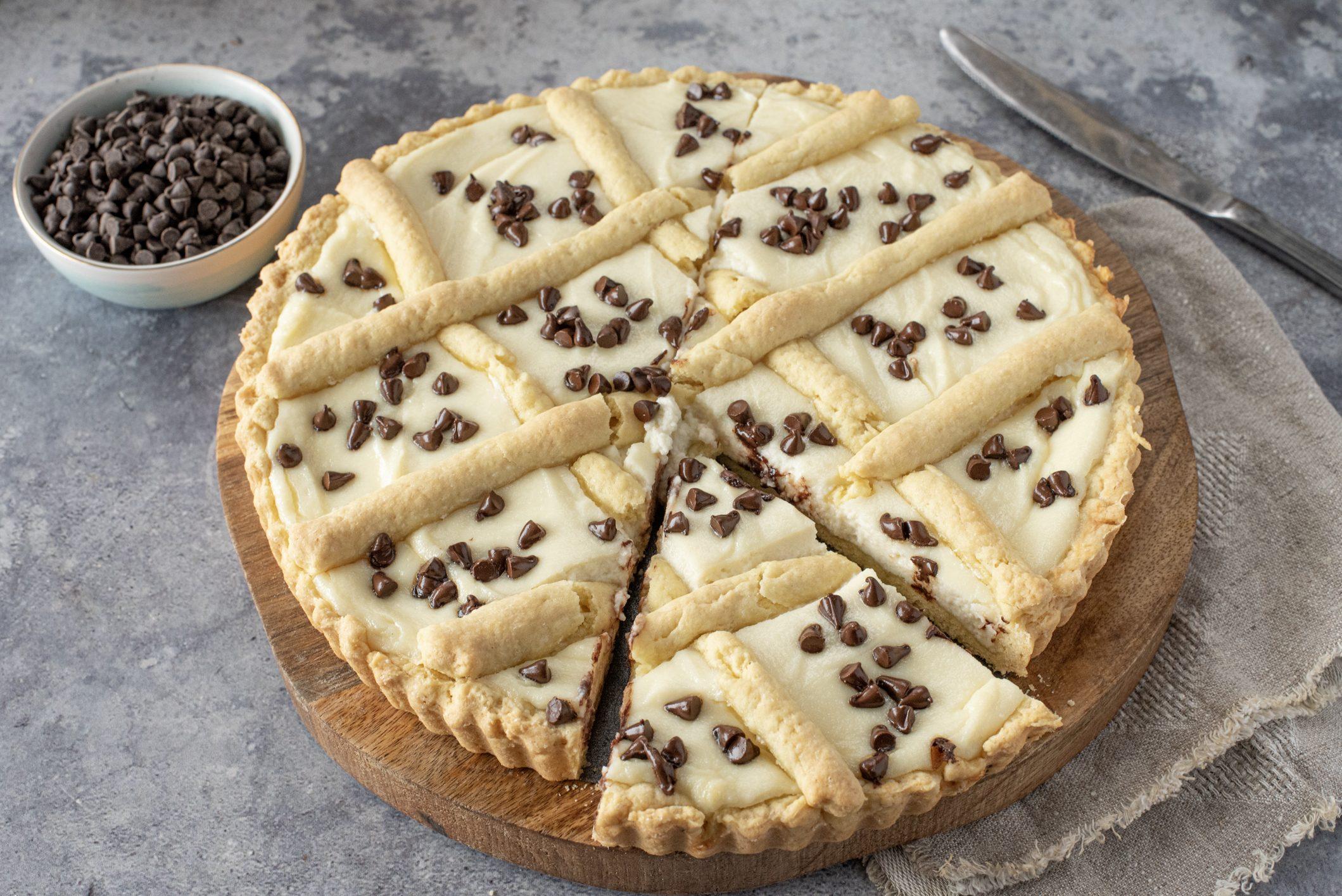 Crostata ricotta e mascarpone: la ricetta del dolce cremoso e irresistibile