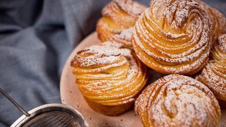 Cruffin: la ricetta dei muffin sfogliati semplici e deliziosi