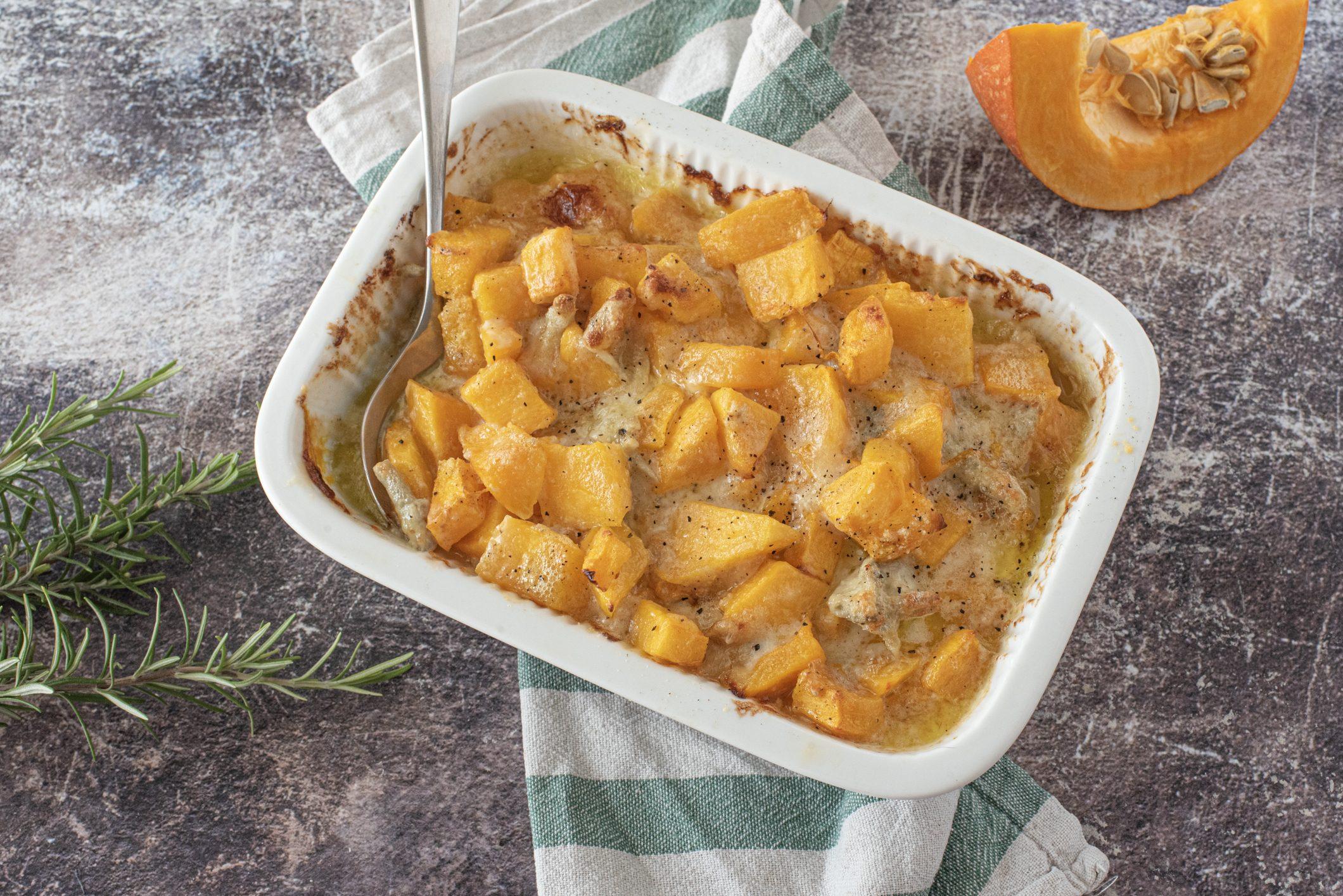 Cubetti di zucca al forno: la ricetta del piatto semplice e dal successo assicurato