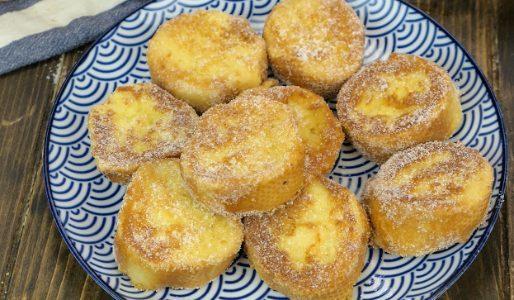 Pane fritto con lo zucchero: la ricetta della merenda della nonna dolce e golosa