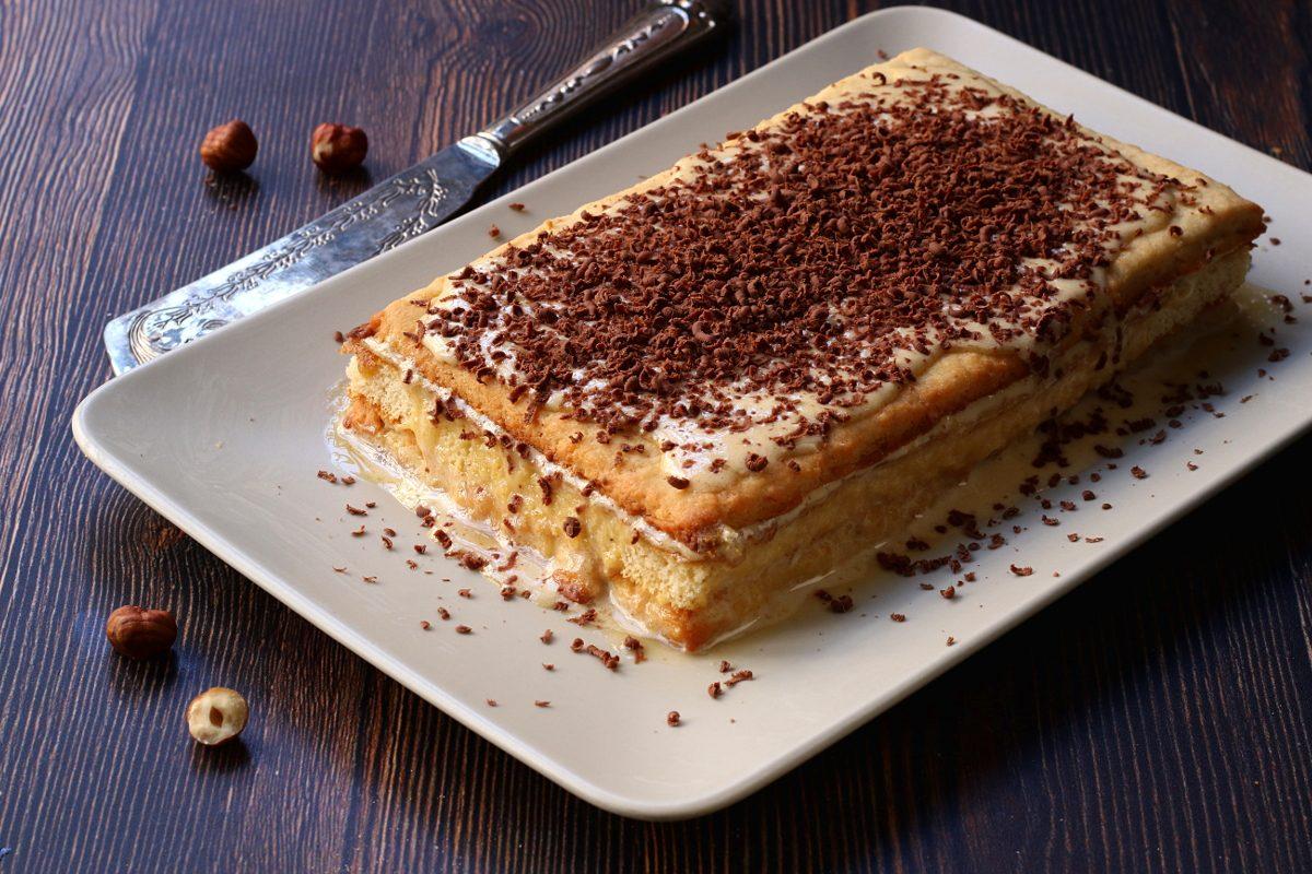 Torta pazientina: la ricetta del goloso dolce tipico padovano