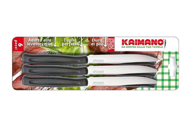 coltelli da carne kaimano