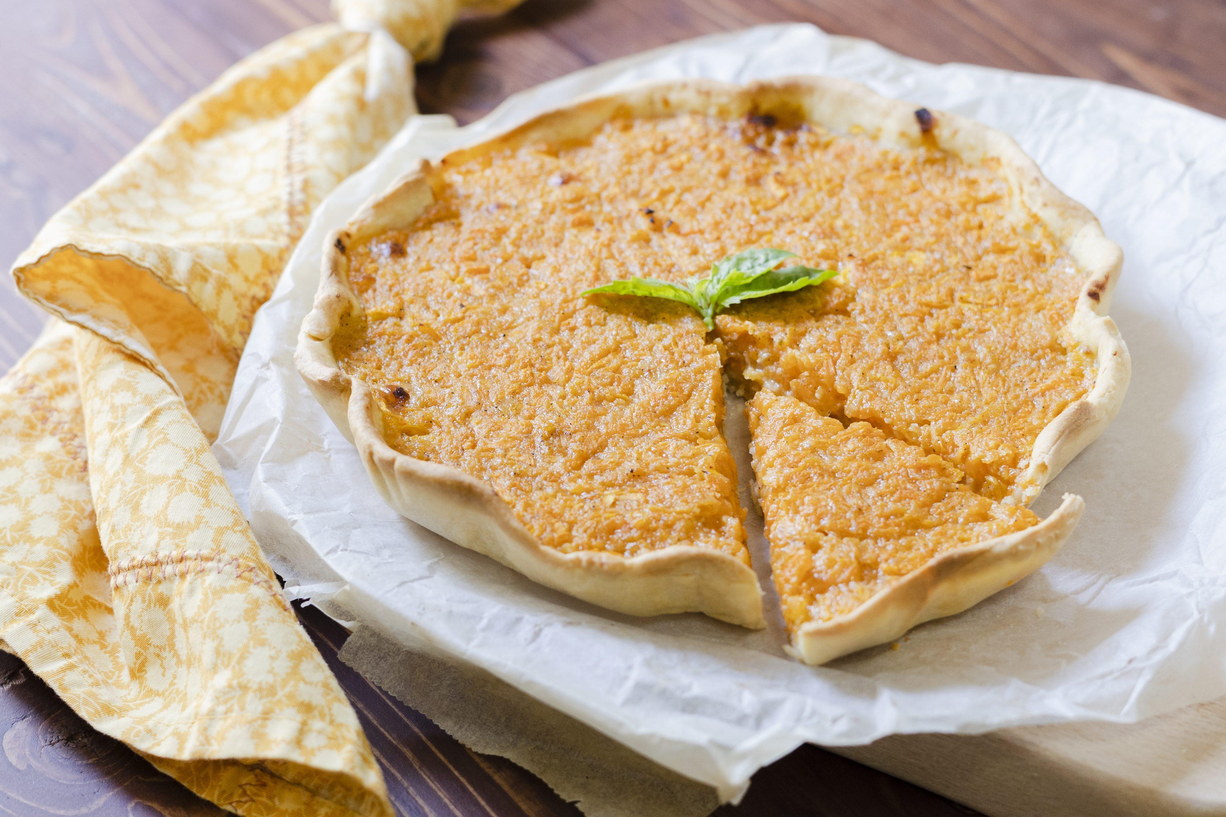 Farinata di zucca: la ricetta della torta salata ligure semplice e golosa