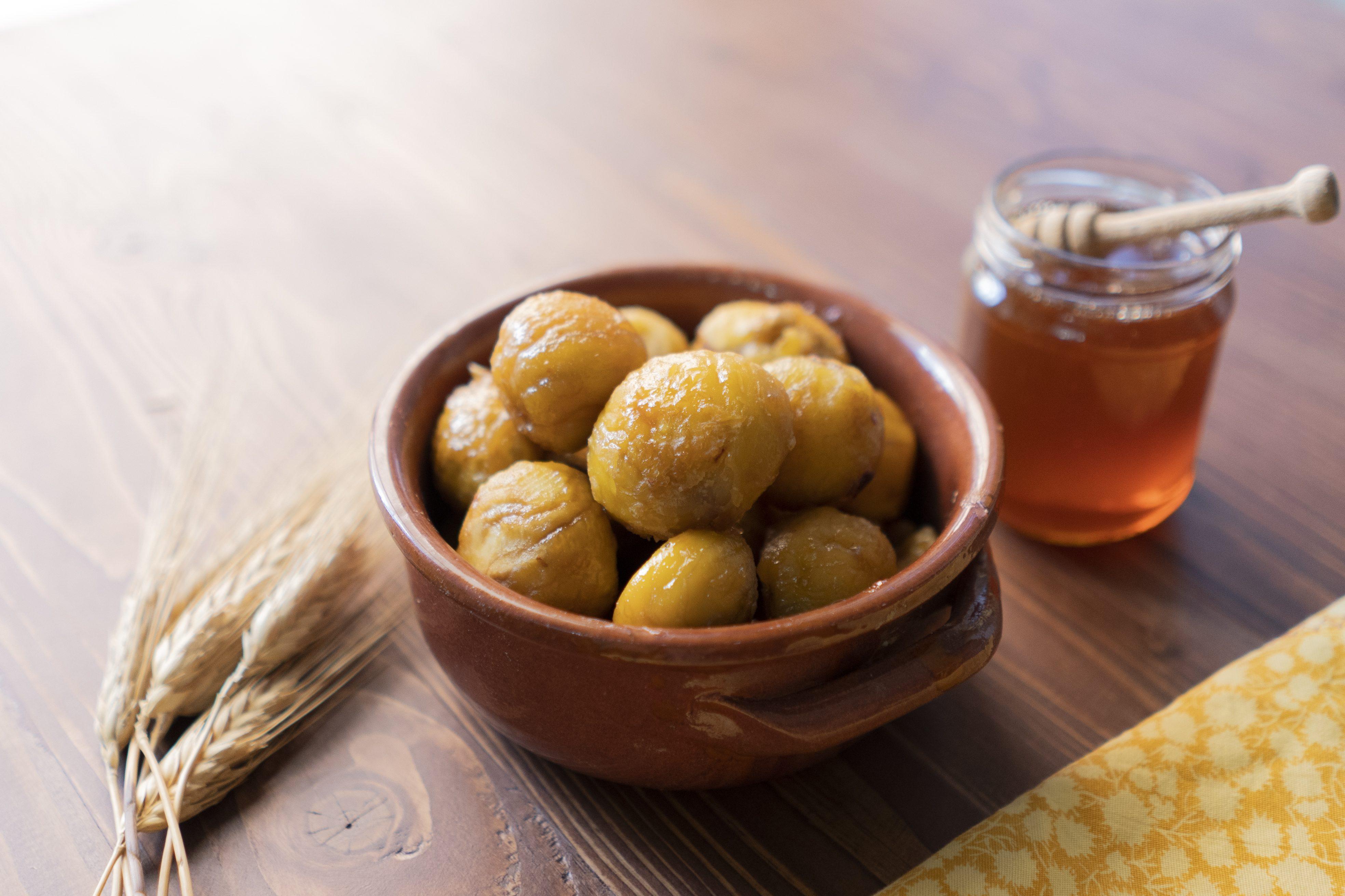 castagne al miele