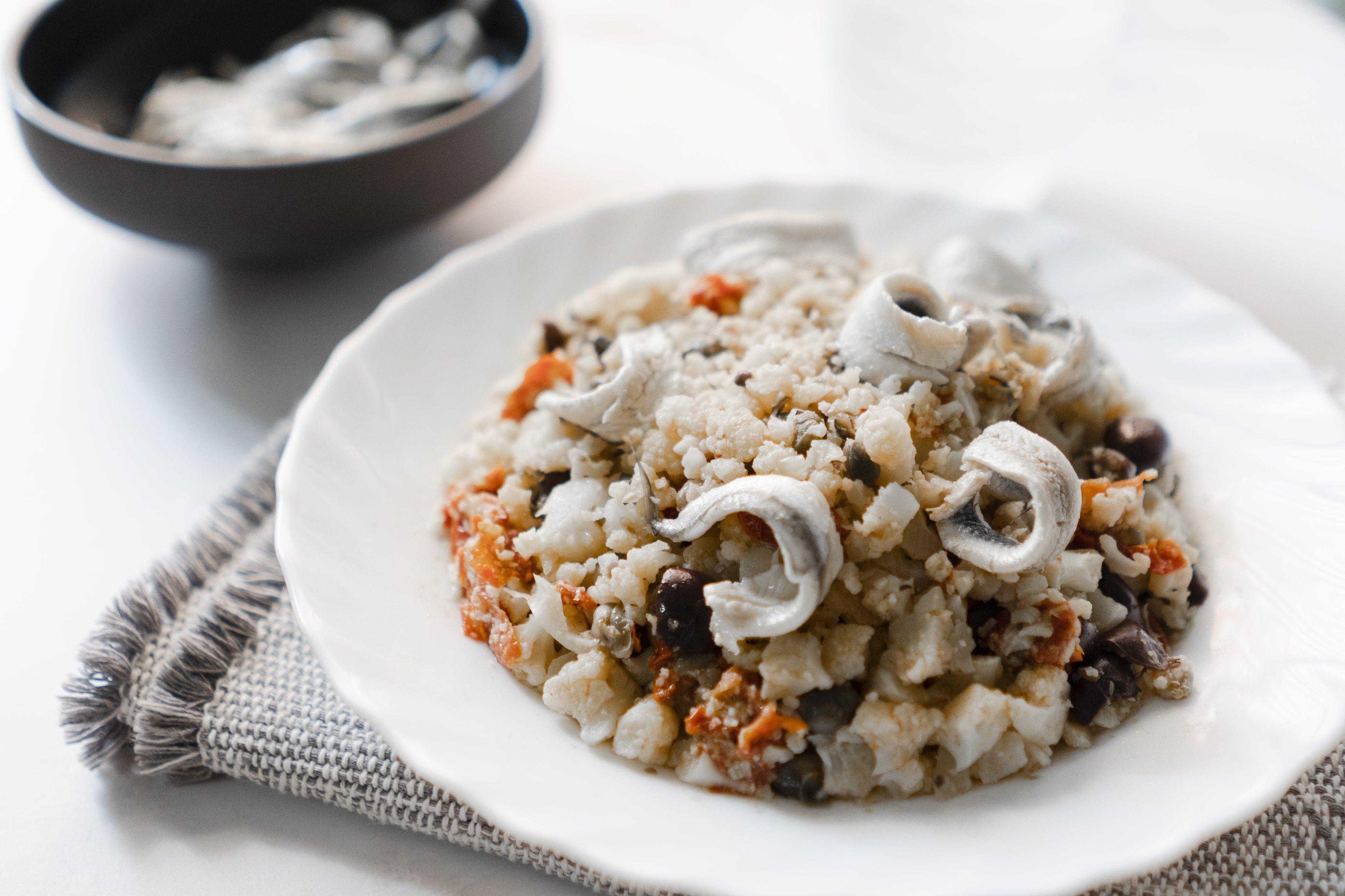 Cous cous di cavolfiore: la ricetta dell'alternativa gluten-free semplice e stuzzicante