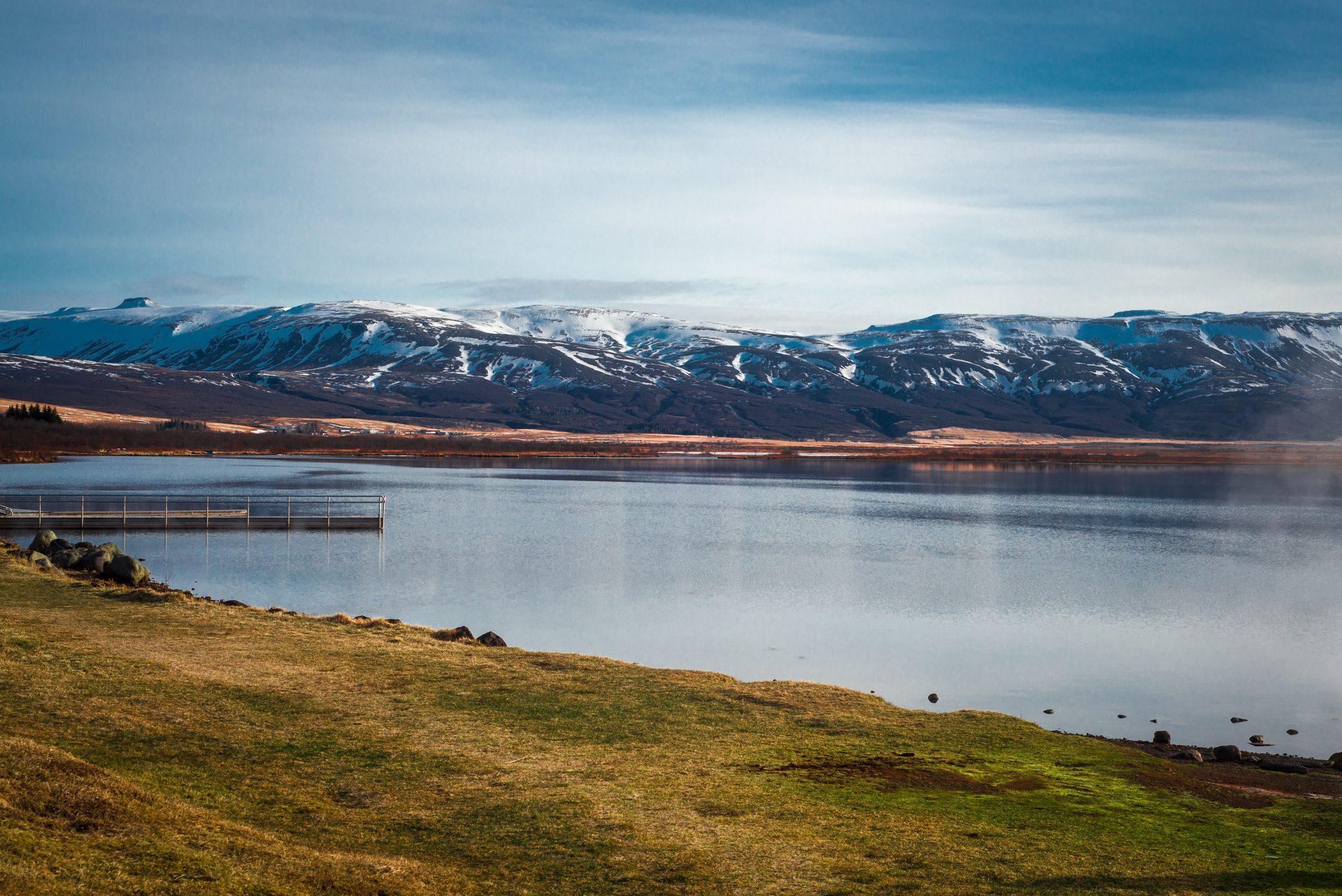 Lago di Laugarvatn