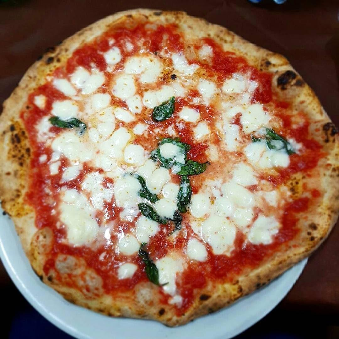 La Margherita della Pizzeria del Popolo | Foto di Alberto Colella