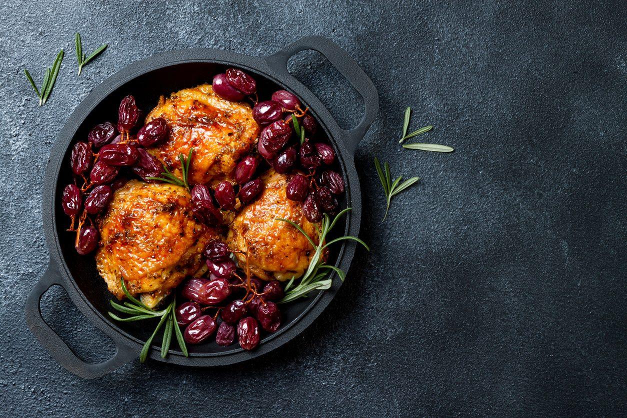 Piatti salva-cena: 6 ricette veloci con il pollo