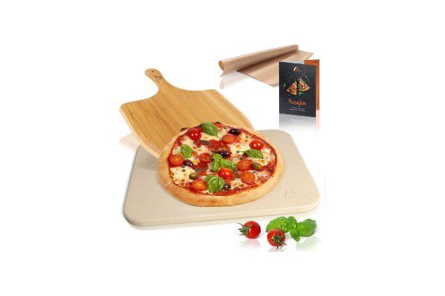 pietra refrattaria per pizza Amazy