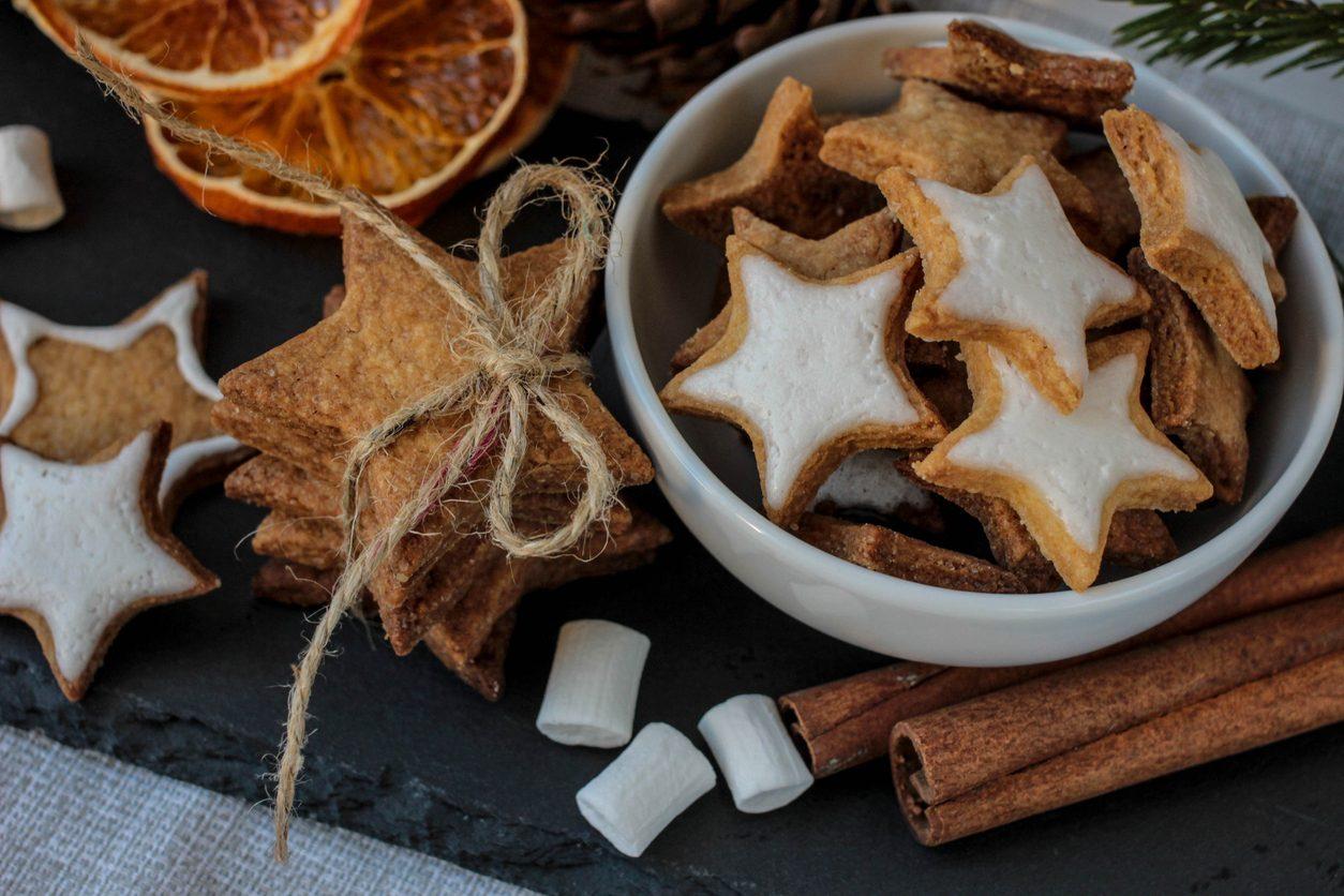 Biscotti arancia e cannella: la ricetta dei biscottini semplici e profumati