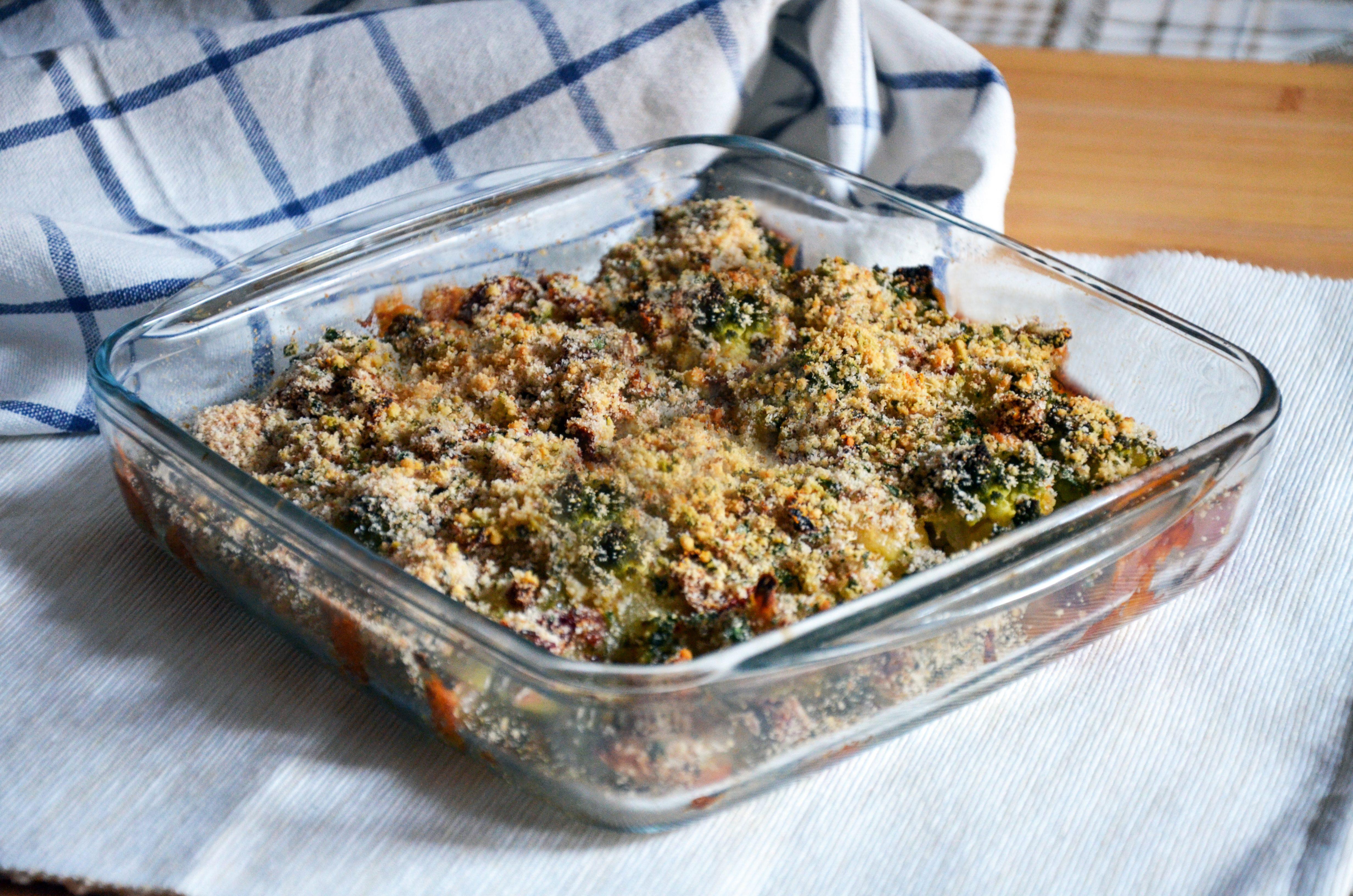 Broccolo romano gratinato: la ricetta del contorno sfizioso e nutriente