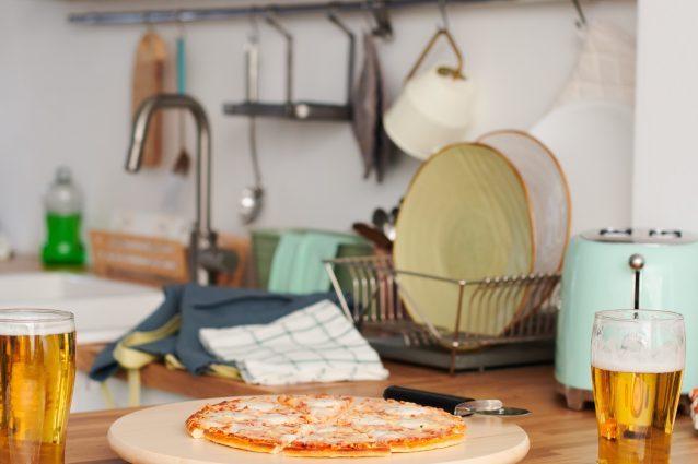 Pizza: la star della serata