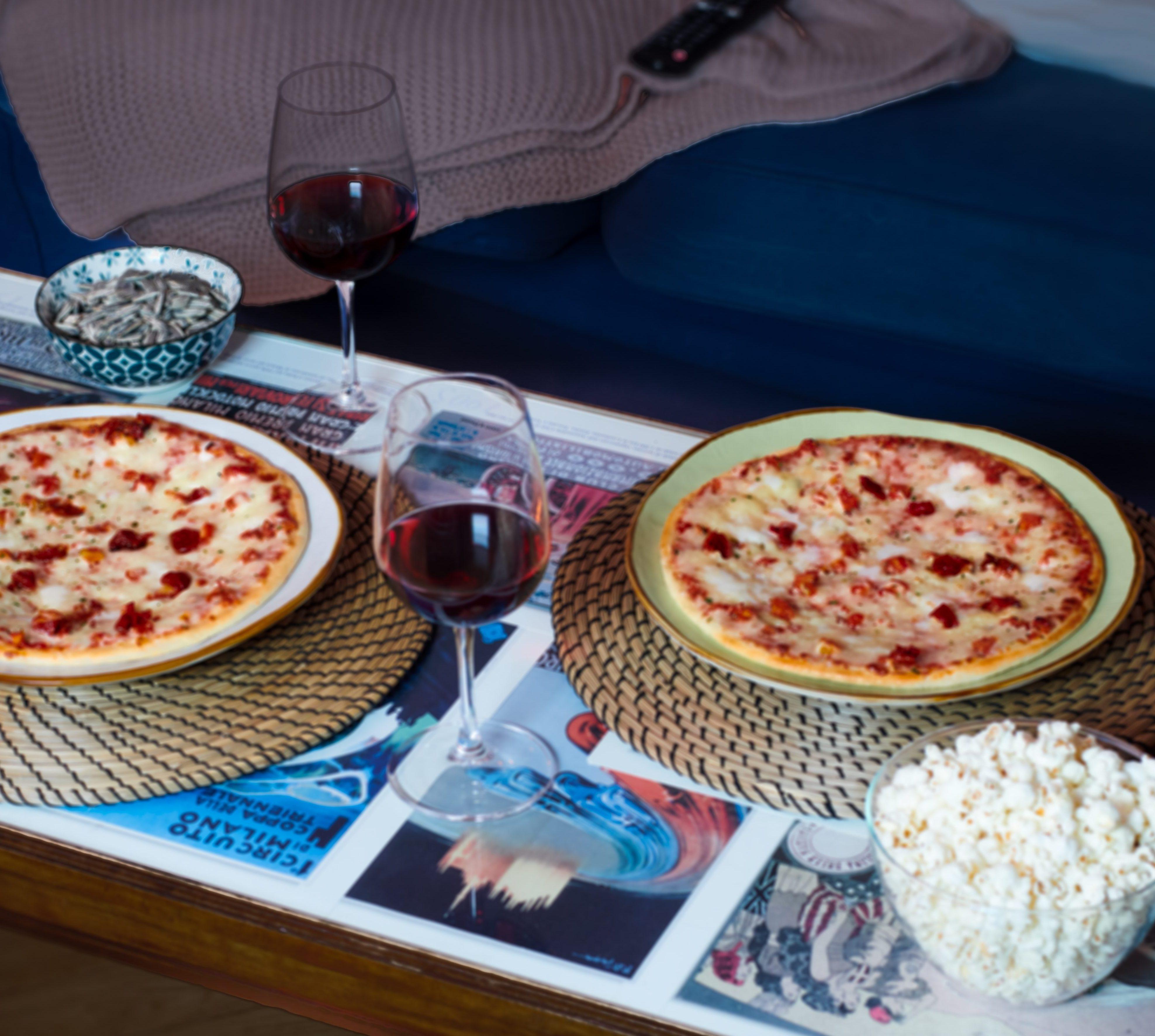 Pizza giusta, per la serata giusta