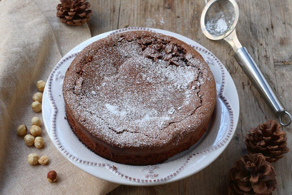 servire la torta