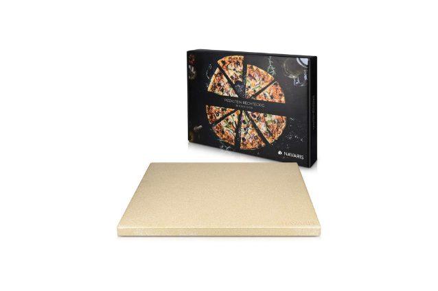 Pietra refrattaria per pizza in forno NAVARIS