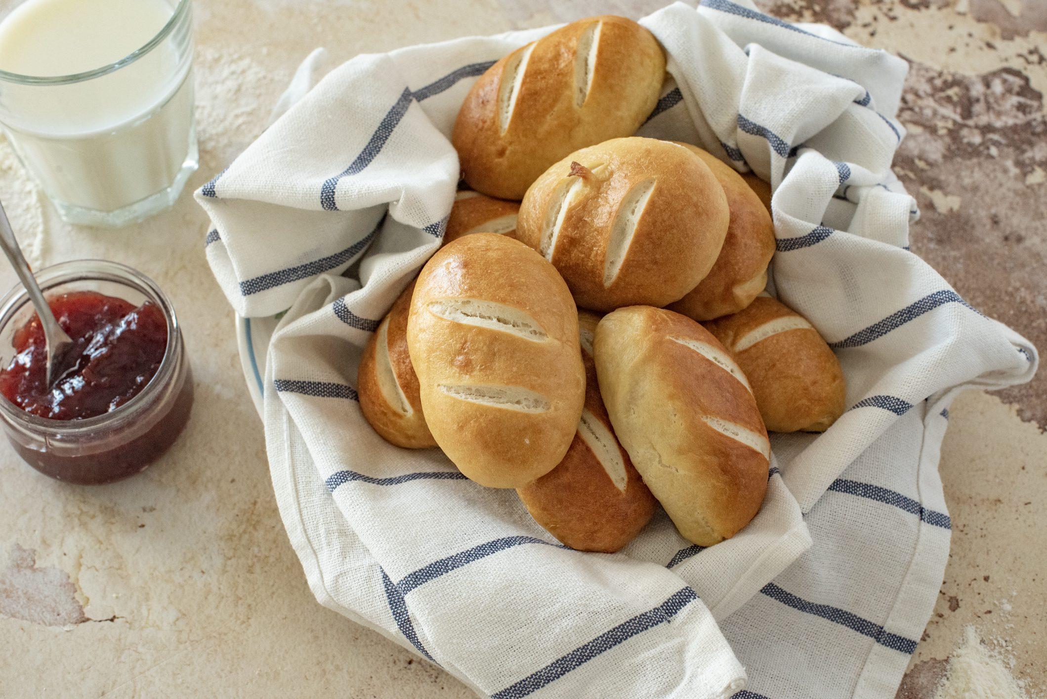 Panini di Heidi: la ricetta dei lievitati di origine nordica soffici e invitanti