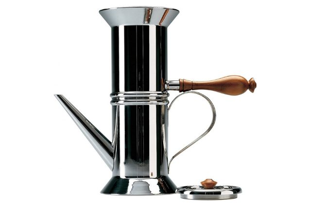 caffettiera tradizionale Alessi