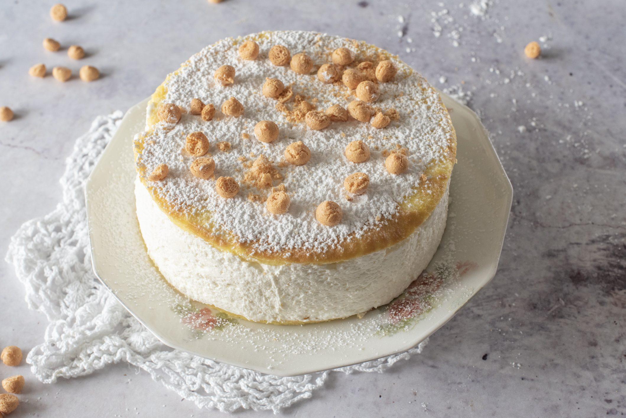 Torta biscotto al mascarpone: la ricetta del dolce soffice e super goloso