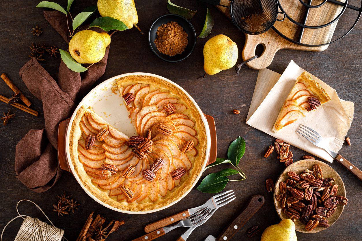 Le pere in cucina: 10 irresistibili ricette dolci e salate