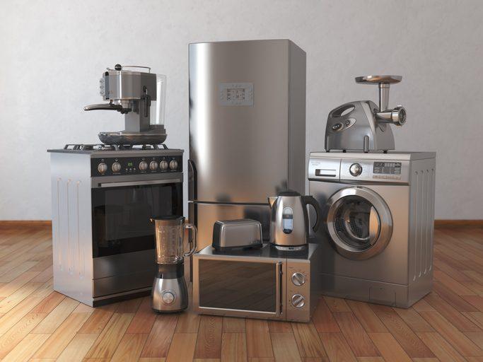 Fino al 40% di sconto sugli elettrodomestici per la cucina in occasione del Black Friday
