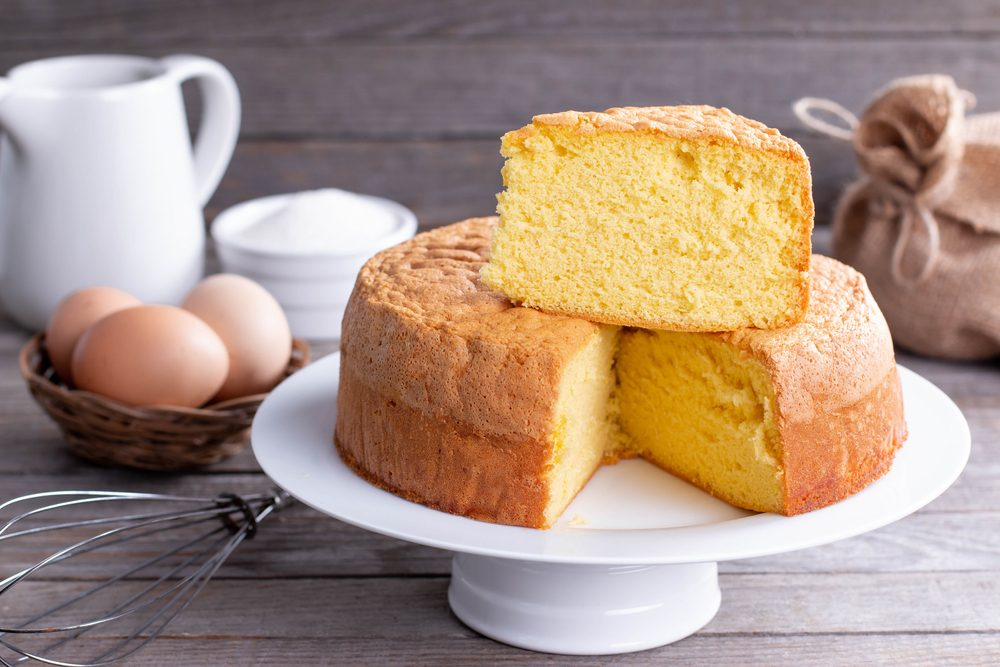 Sponge cake: cos'è e come realizzarla alla perfezione