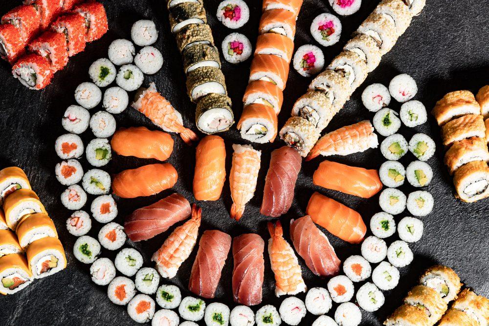 Alla scoperta del sushi: dalle tipologie più celebri a quelle più sconosciute