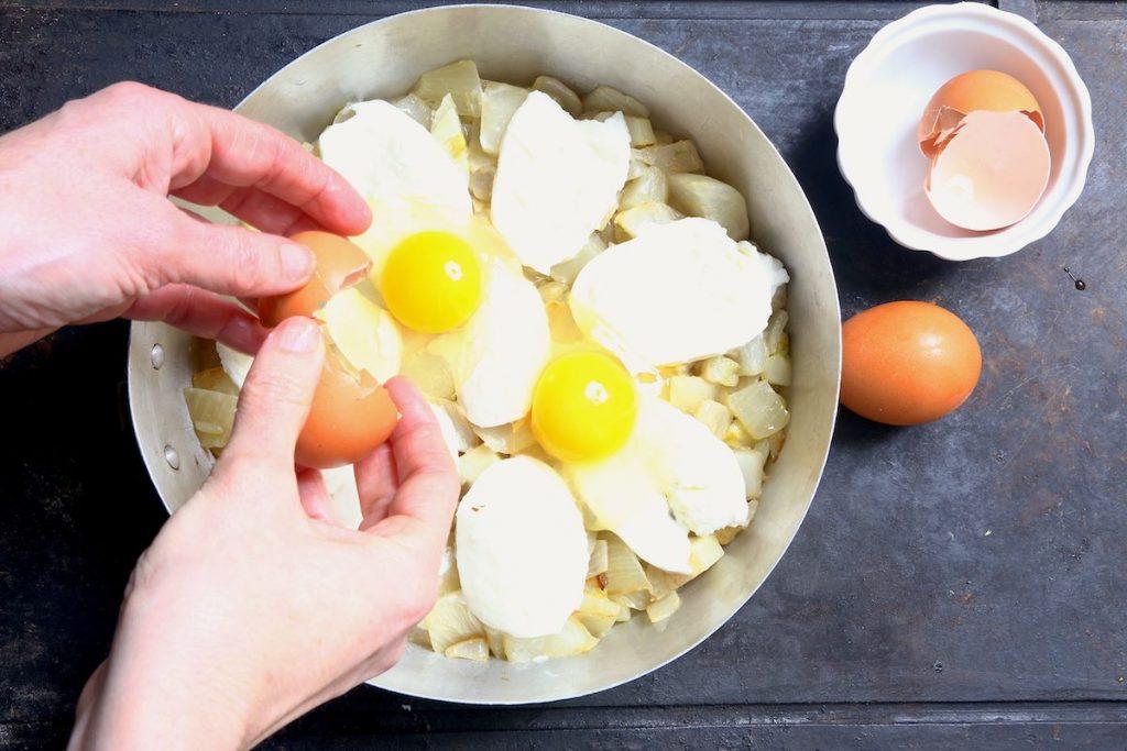 5_finocchi al forno_aggiungere uova © Gooduria lab_