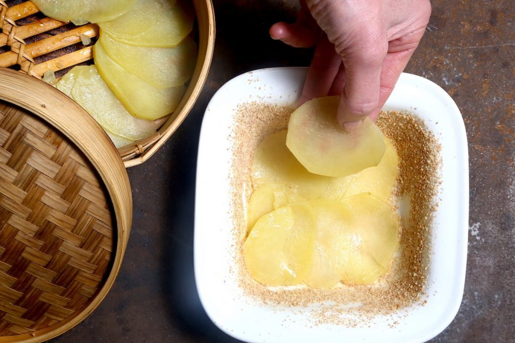 6_sformato patate_strato patate © Gooduria lab