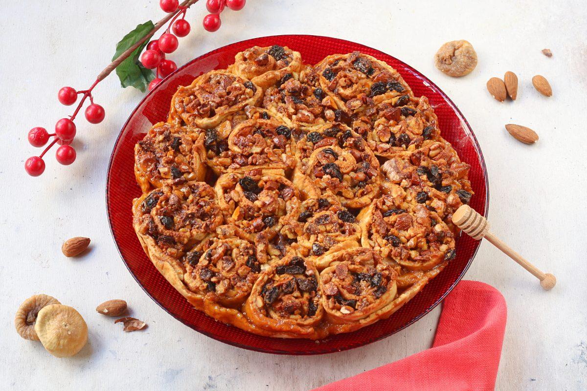Pitta 'mpigliata: la ricetta del dolce natalizio tipico calabrese