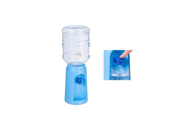 Relaxdays dispenser d'acqua per ufficio