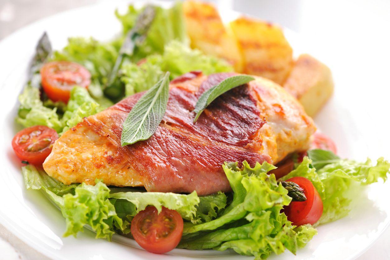 Saltimbocca di pollo: la ricetta del secondo piatto semplice e saporito